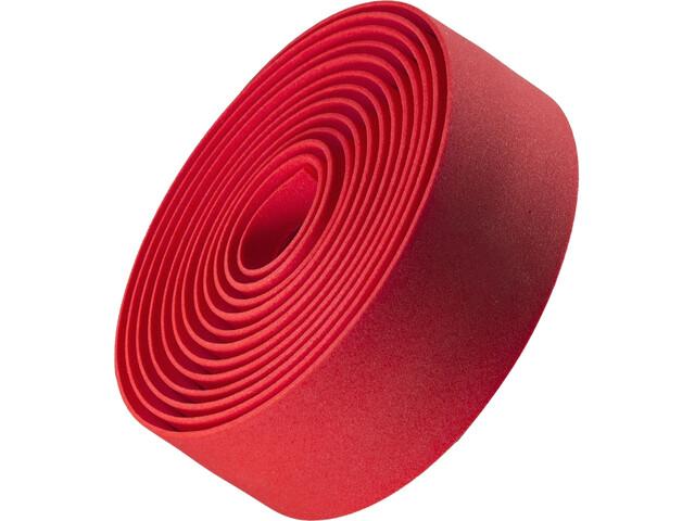 Bontrager Gel Cork Rubans de cintre, viper red